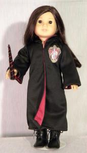Wizard Robe & Wand