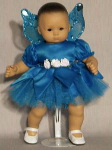 664 - Turquoise Fairy