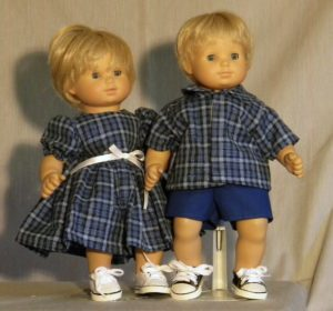 671Tw - Dress, Shorts & Shirt