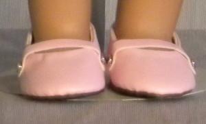 836 - Pink Ballet Flats
