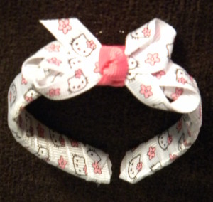 Hello Kitty Headband